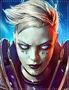Raid: Shadow Legends герой Тёмная Этель
