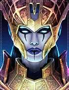 Raid: Shadow Legends герой Золотая жница