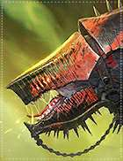 Raid: Shadow Legends герой Зверь ужаса