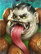 Raid: Shadow Legends герой Тораги Жабоморд