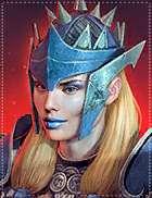 Raid: Shadow Legends герой Лазурная Леди