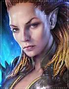 Raid: Shadow Legends герой Лидия Восставшая