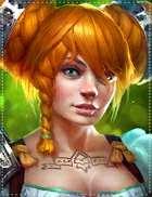 Raid: Shadow Legends герой Молли Кельнер