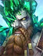 Raid: Shadow Legends герой Самар Малахит