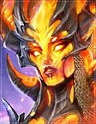 Raid: Shadow Legends герой Сиция Пламенная