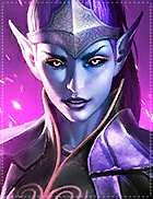 Raid: Shadow Legends герой Холодное сердце