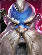 Raid: Shadow Legends герой Глорил Лихоборец