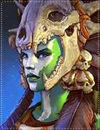 Raid: Shadow Legends герой Охотница