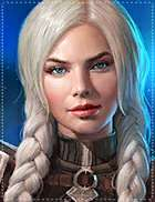 Raid: Shadow Legends герой Белая дева