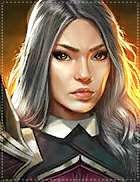 Raid: Shadow Legends герой Защитница