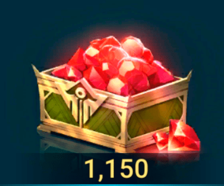 Raid Shadow Legends 1150 рубинов